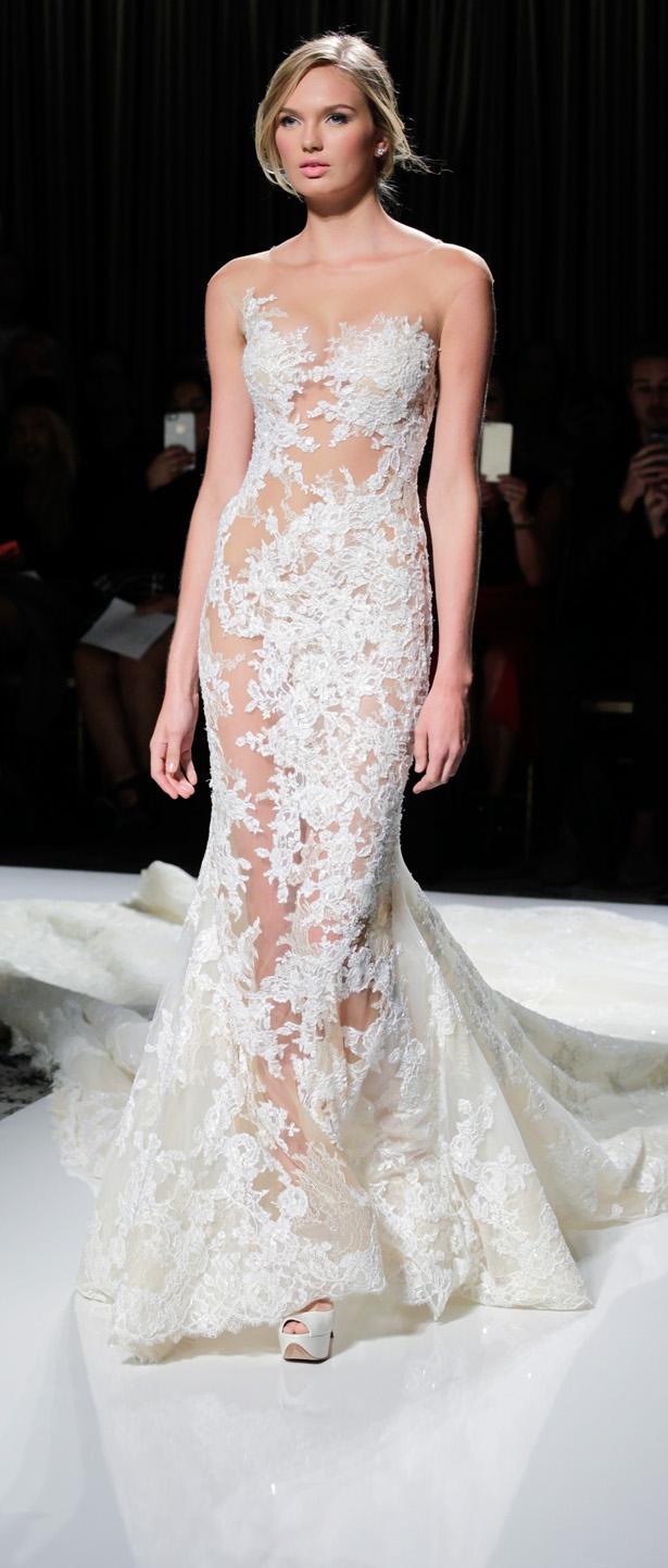 Colección de vestidos de novias New York Week   Casa nupcial Pronovias 2016