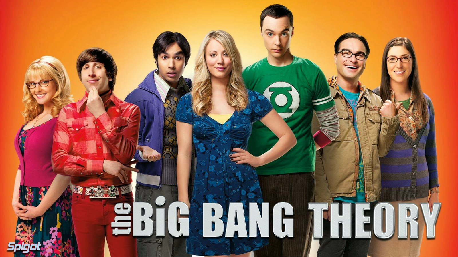 Download - The Big Bang Theory - Completo