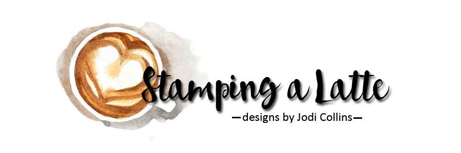 Dev Stamping a Latte
