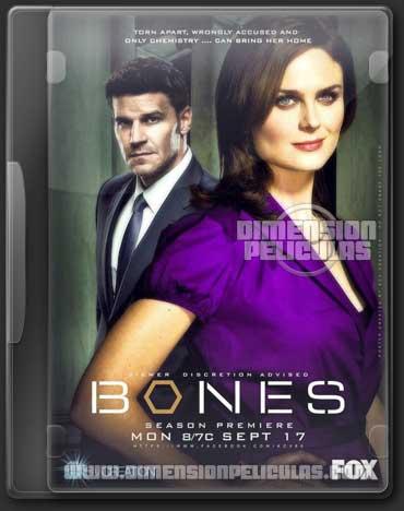 Bones (Temporada 8 HDTV Inglés Subtitulada) (2012)