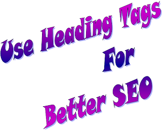 How To Use Heading Tags For Better SEO