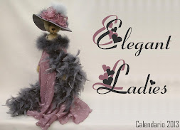 Elegant Ladies: Calendario