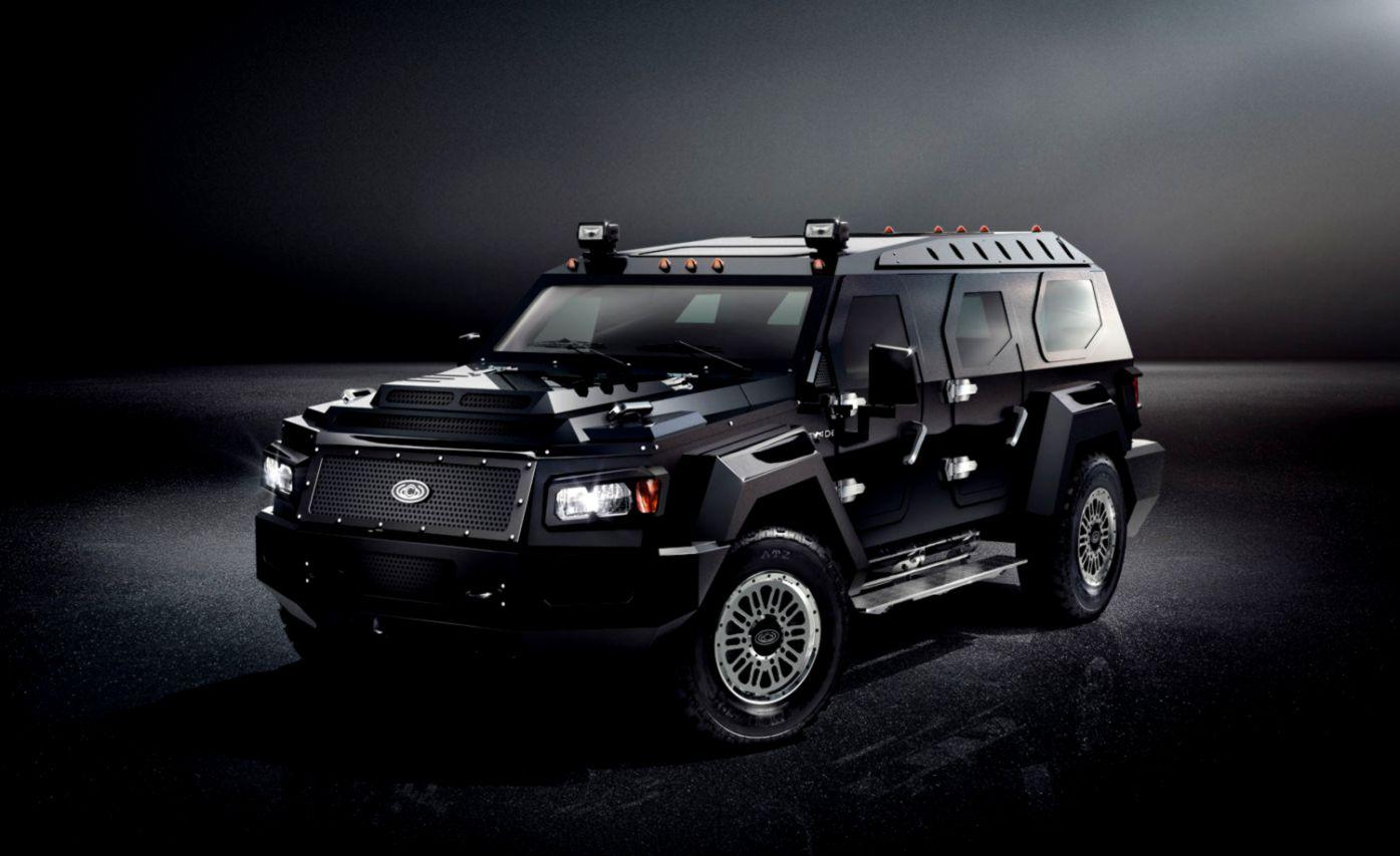 Conquest Evade SUV