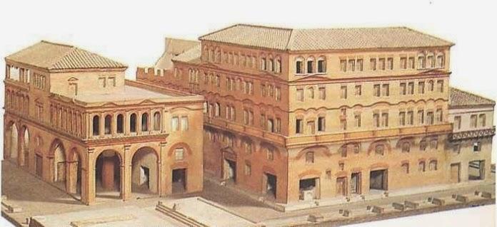 Edificio de Roma