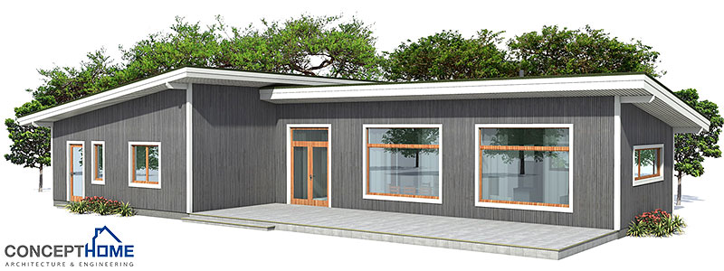 Affordable home plans february 2013 for Cheap home designs