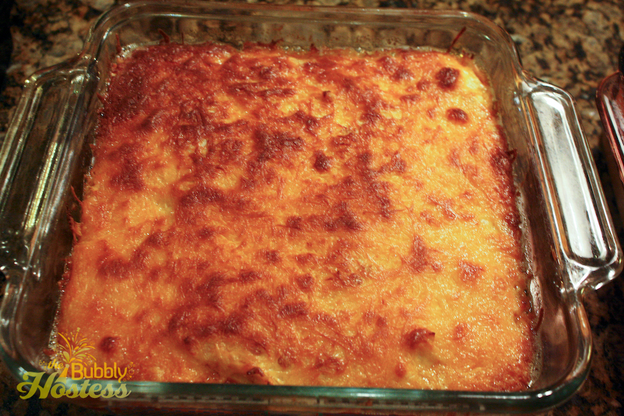 The Bubbly Hostess: Buffalo Chicken Dip - Two Ways