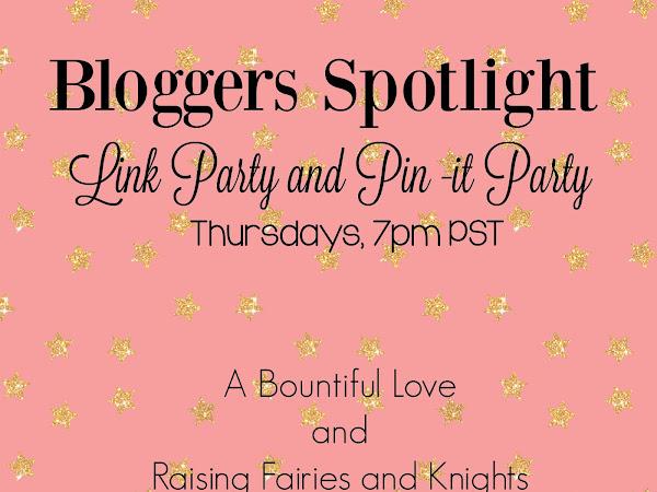 Bloggers Spotlight Linky Party #1