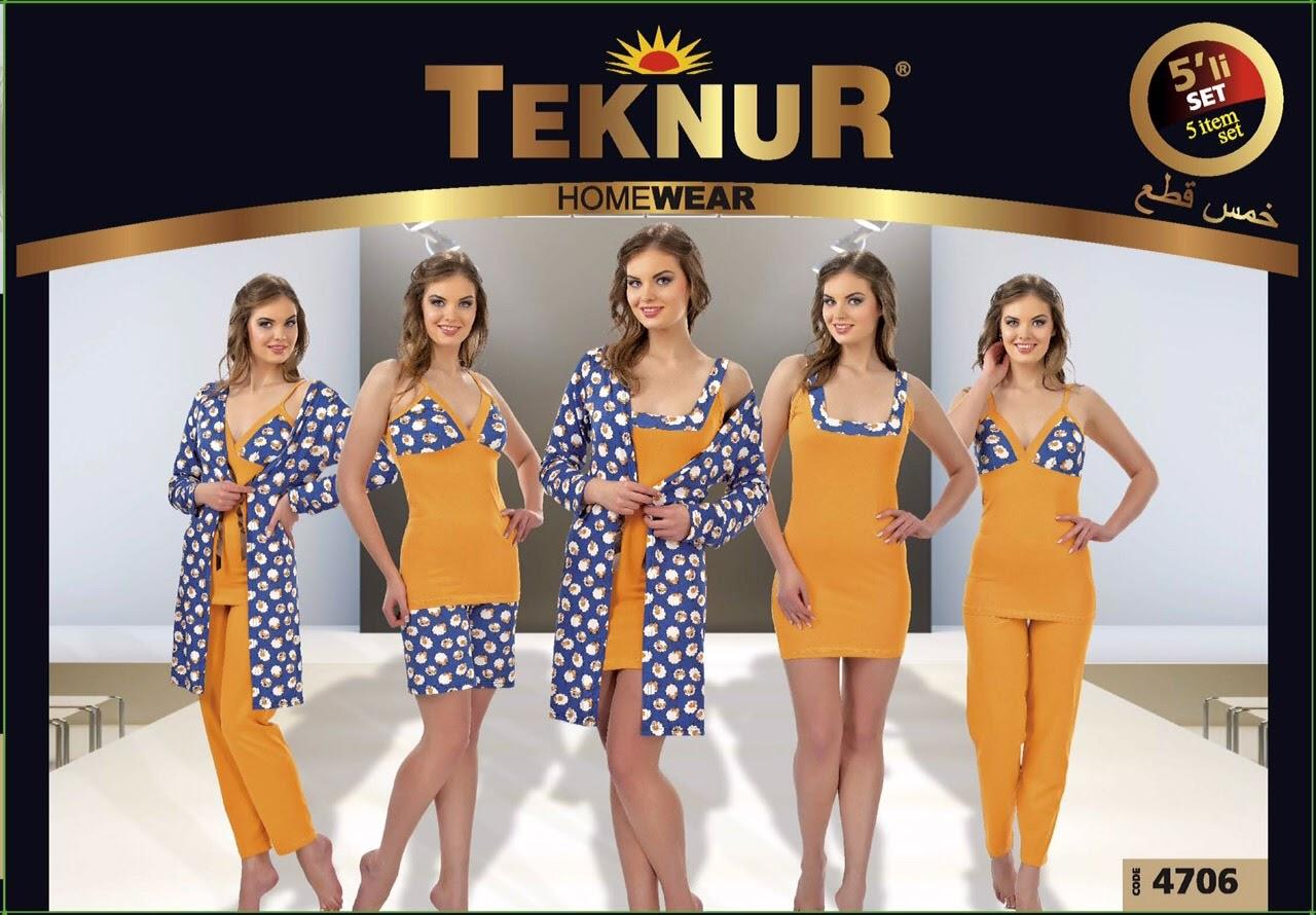 4706 Teknur Underwear