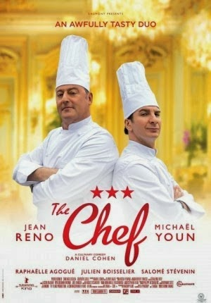 Chef 2014 poster