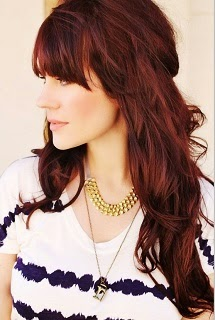 How to get a mahogany brown hair color - Hair and Other Musings