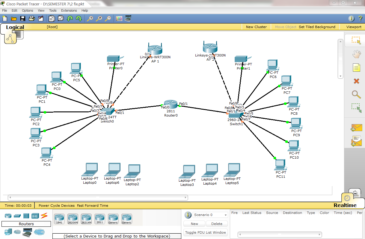 CCNA  Case Study   Computer Network   Ip Address