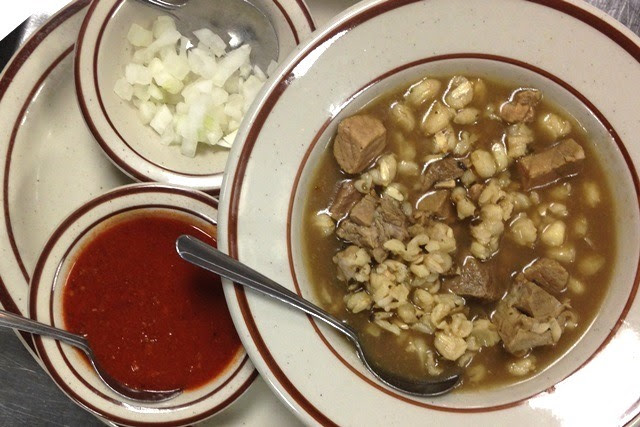 New Mexican Posole Recipe by Barefeet In The Kitchen