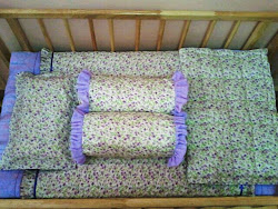 SET D - tilam kekabu untuk baby cot (RM190)