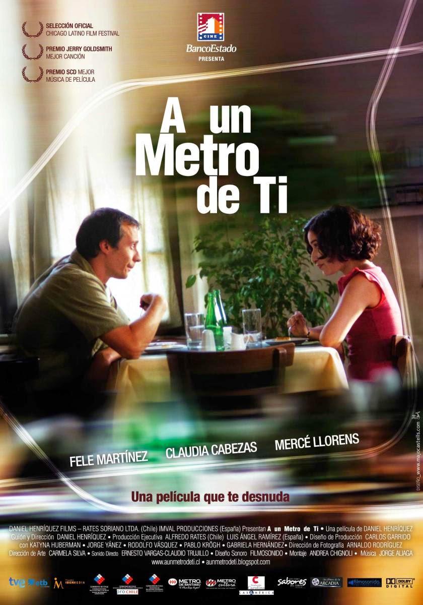 Descargar Pelicula Chilena Chile A Un Metro De Ti DVDRip 2008