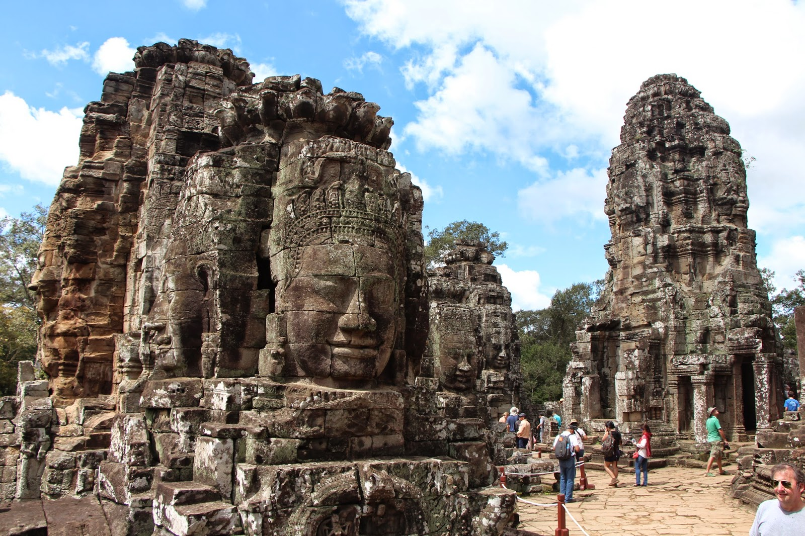 Bayon Angkor Cambodia
