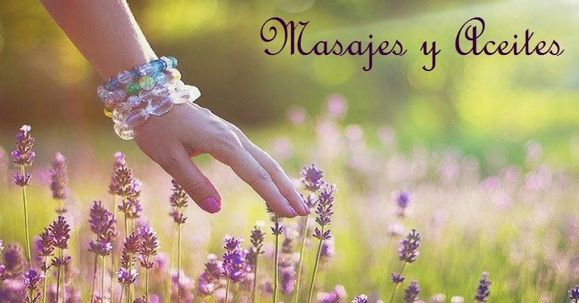 Masajes y Aceites