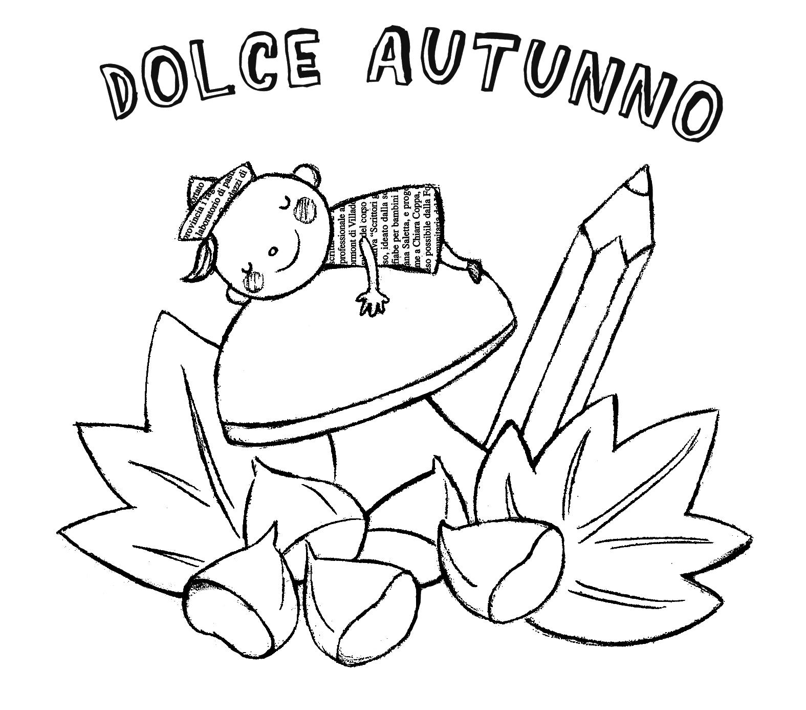 Super Echino Giornale Bambino: La castagna dispettosa - fiaba - Con i  IW27