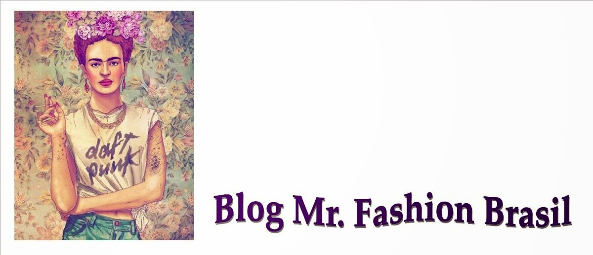 Blog Mr. Fashion Brasil