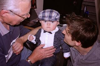 stanley, great grandad