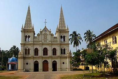 Portugal built in Kochi