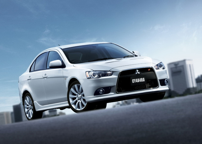 Mitsubishi Galant Fortis Ralliart Review Auto Review