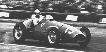 Formula 1 1952 Alberto Ascari/ Ferrari