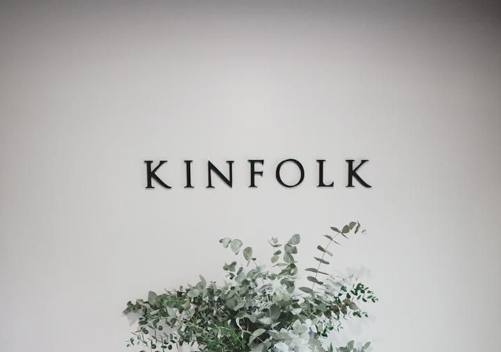 Kinfolk Magazine Office