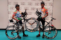 Doctor brothers from nashik finish worlds toughest cycle race