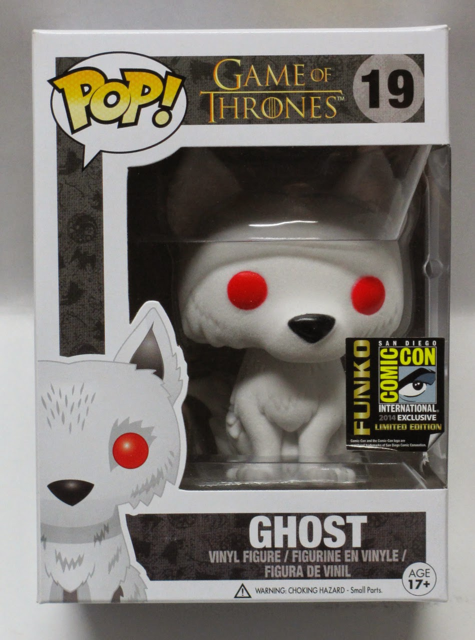 Funko Pop! Ghost Flocked