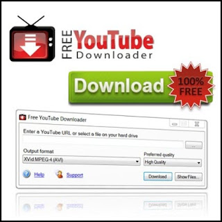 Free YouTube Video Downloader 5.0 Portable