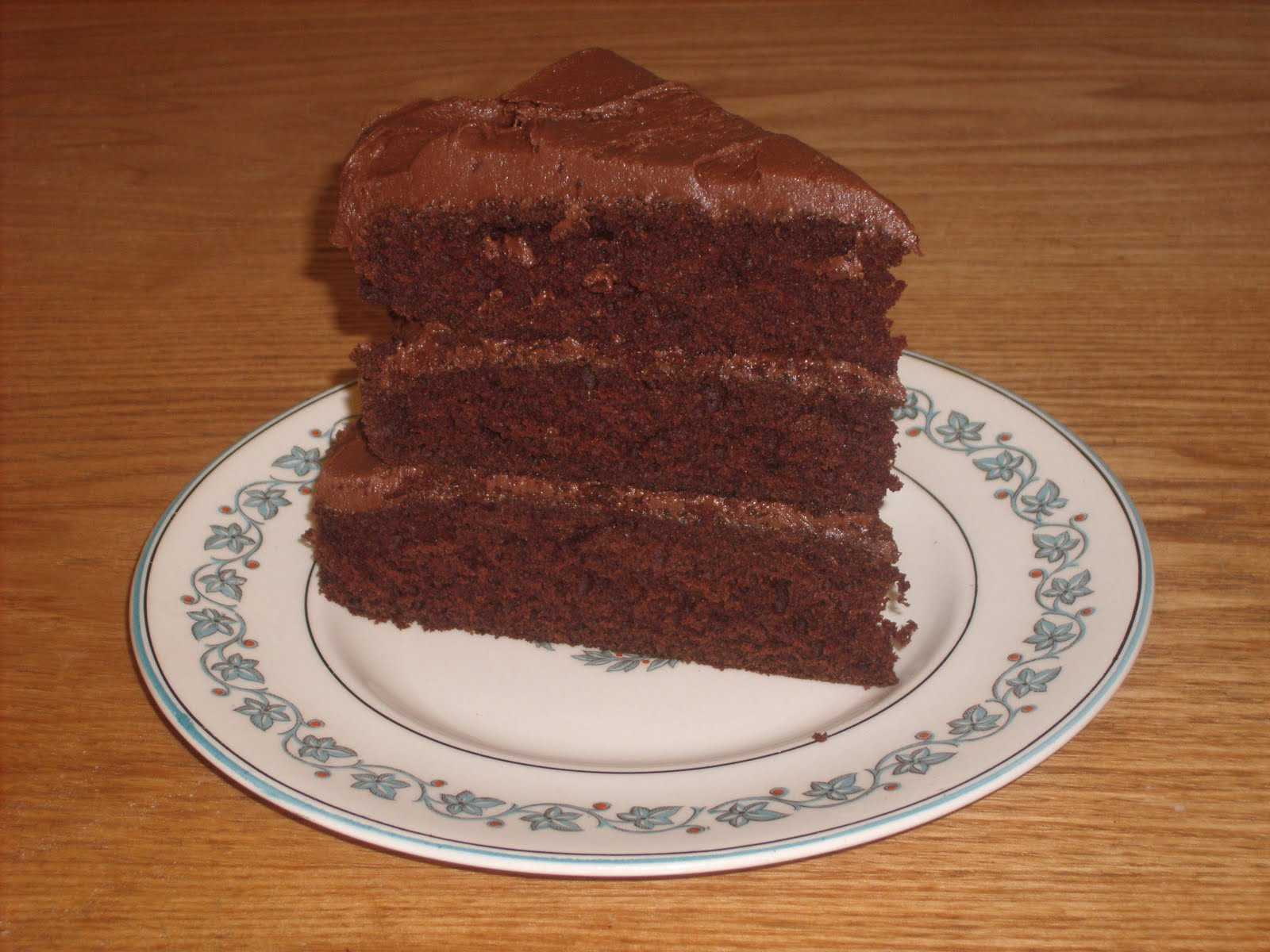 Delicious Cake Images : Gamers Fridge: Delicious Chocolate Cake