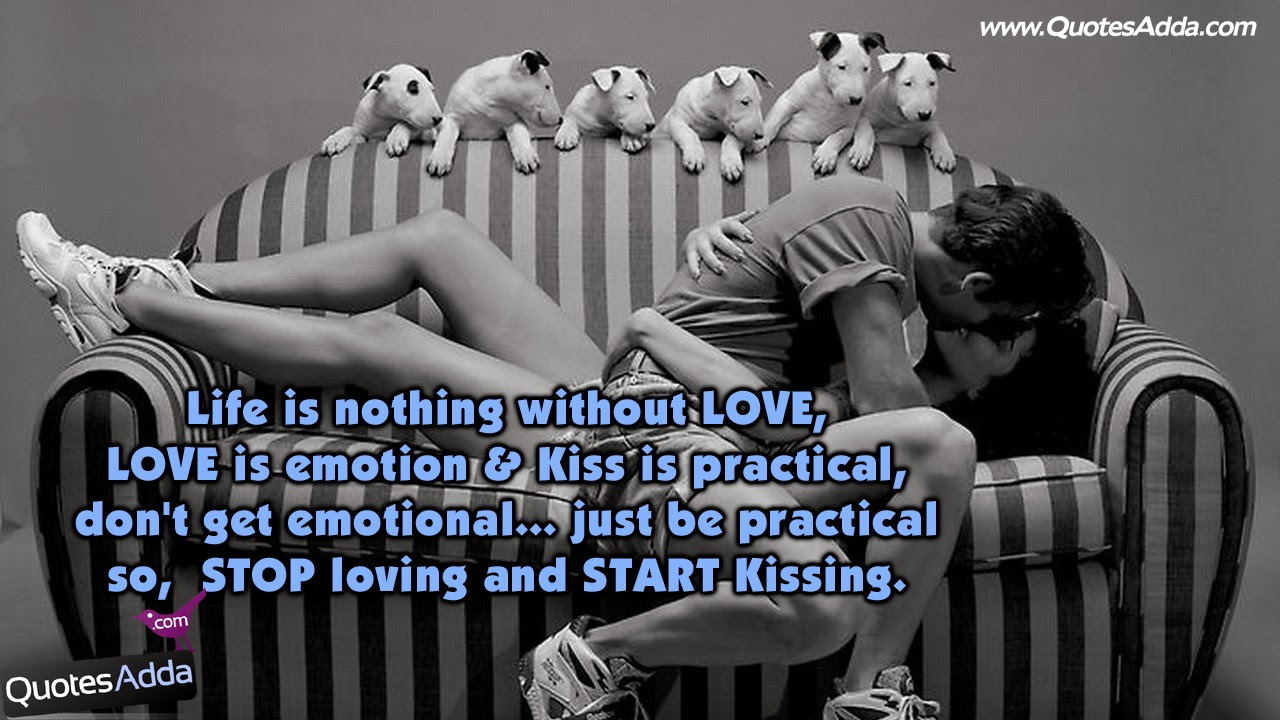 Lover Kiss Wallpapers Kissing Quotes For Lovers