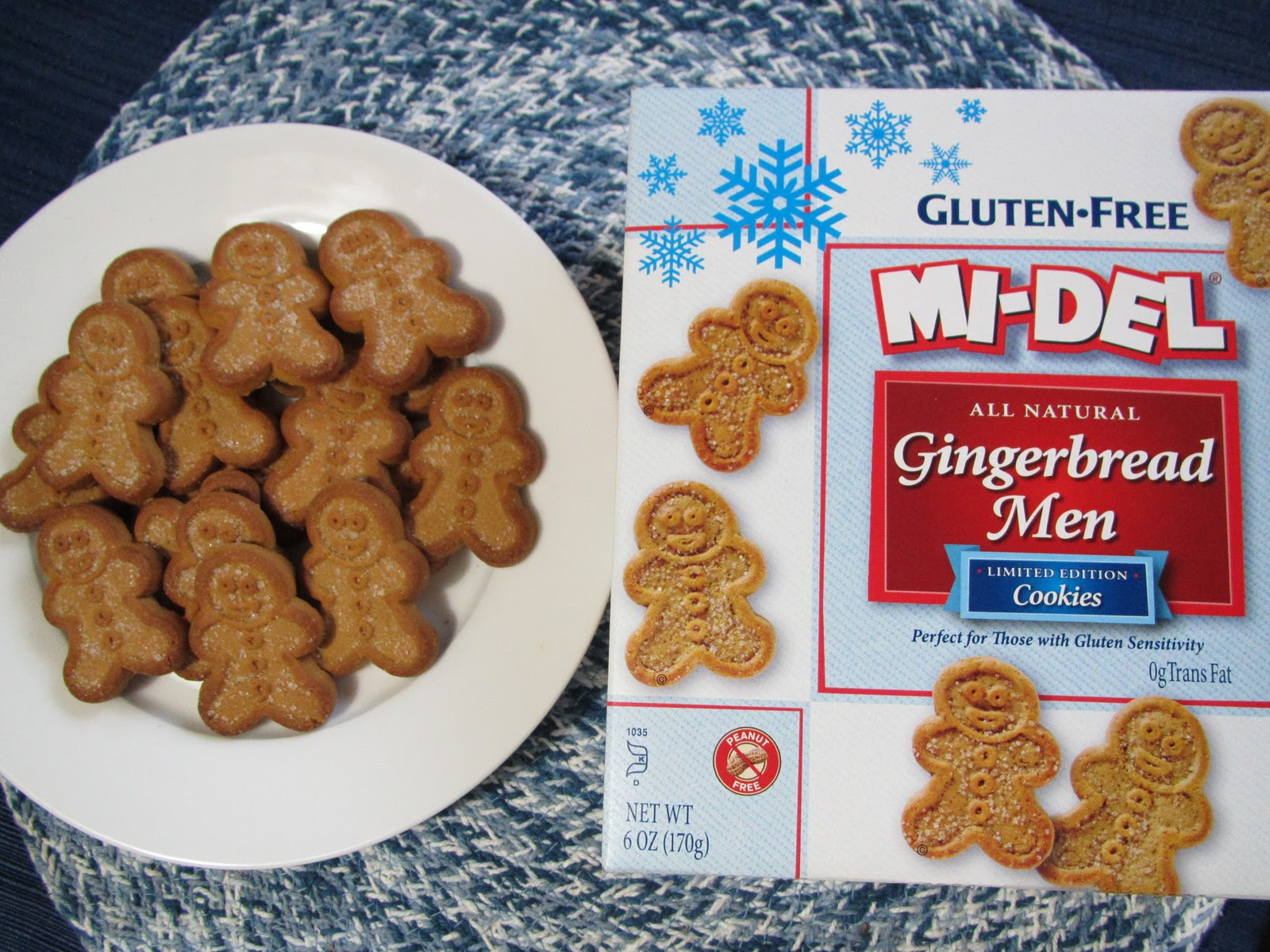 Gluten Free Holiday Cookies and Cakes by Schär and Mi-Del | Gluten ...