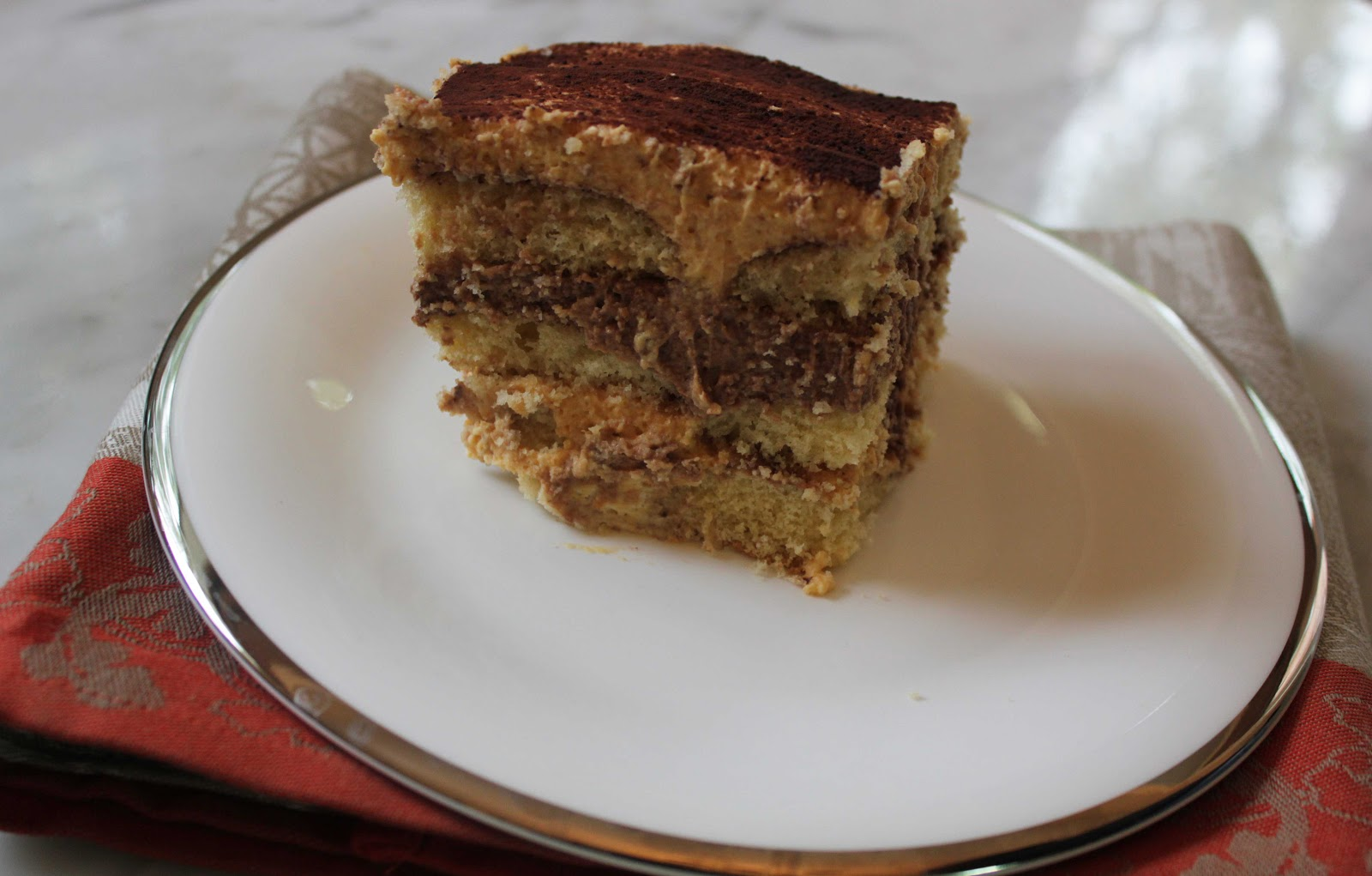 Chocolate Tiramisu Recipe — Dishmaps