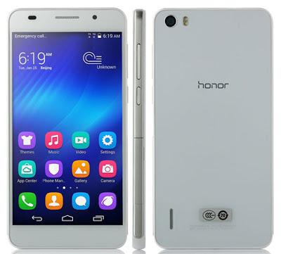 Harga Huawei Honor 6 Terbaru dan Speifikasi Lengkap