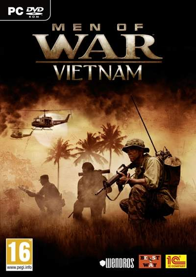 Men of War Vietnam 2011 PC Full Español Descargar