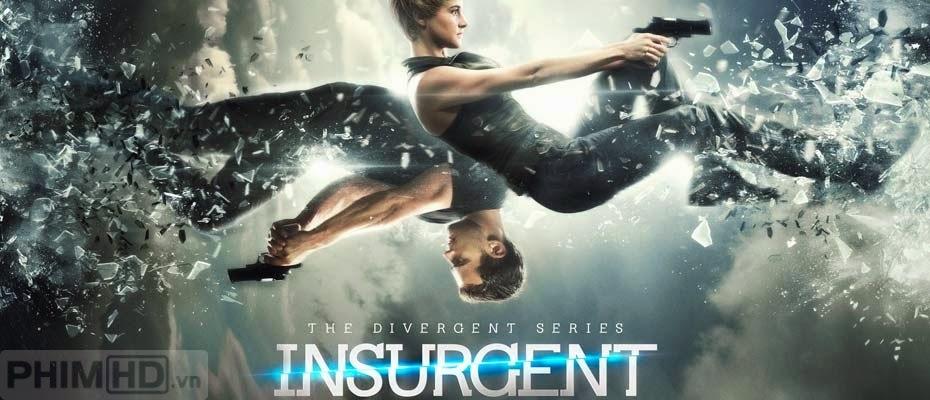 Nổi Loạn - Insurgent - 2015