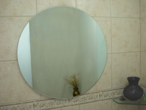 Hogar decoraci n y dise o accesorios for Decoracion de pared con espejos redondos