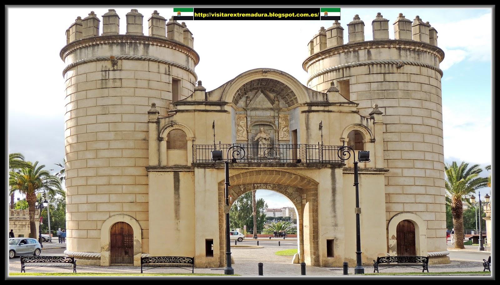 Extremadura badajoz - Puertas las palmas ...