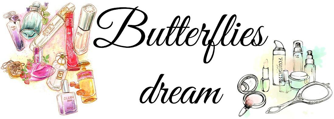Butterflies dream
