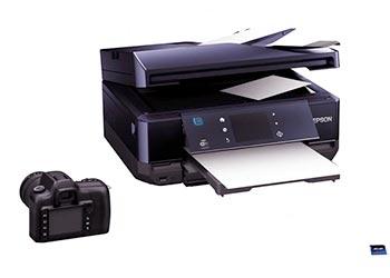 Epson XP-850 photo printing