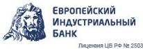 Европейский Индустриальный Банк логотип