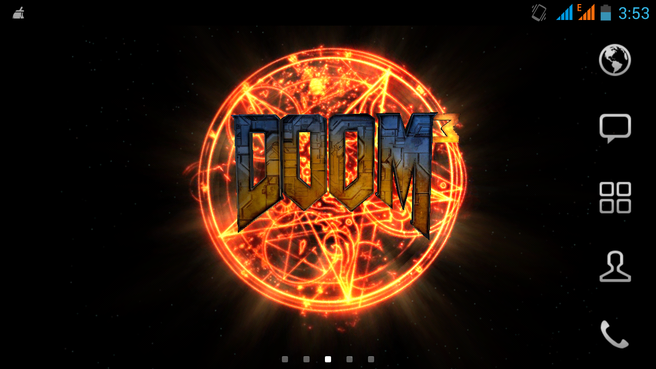 ������������������������ doom 3 live wallpaper apk