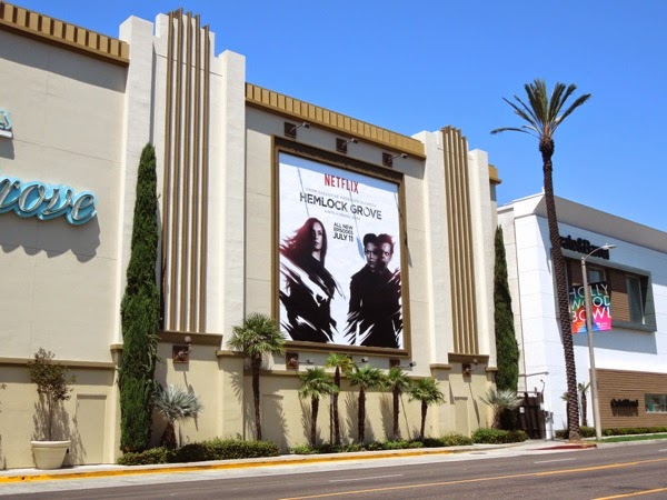 Hemlock Grove season 2 billboard