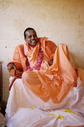 Srila Acharyya Maharaja