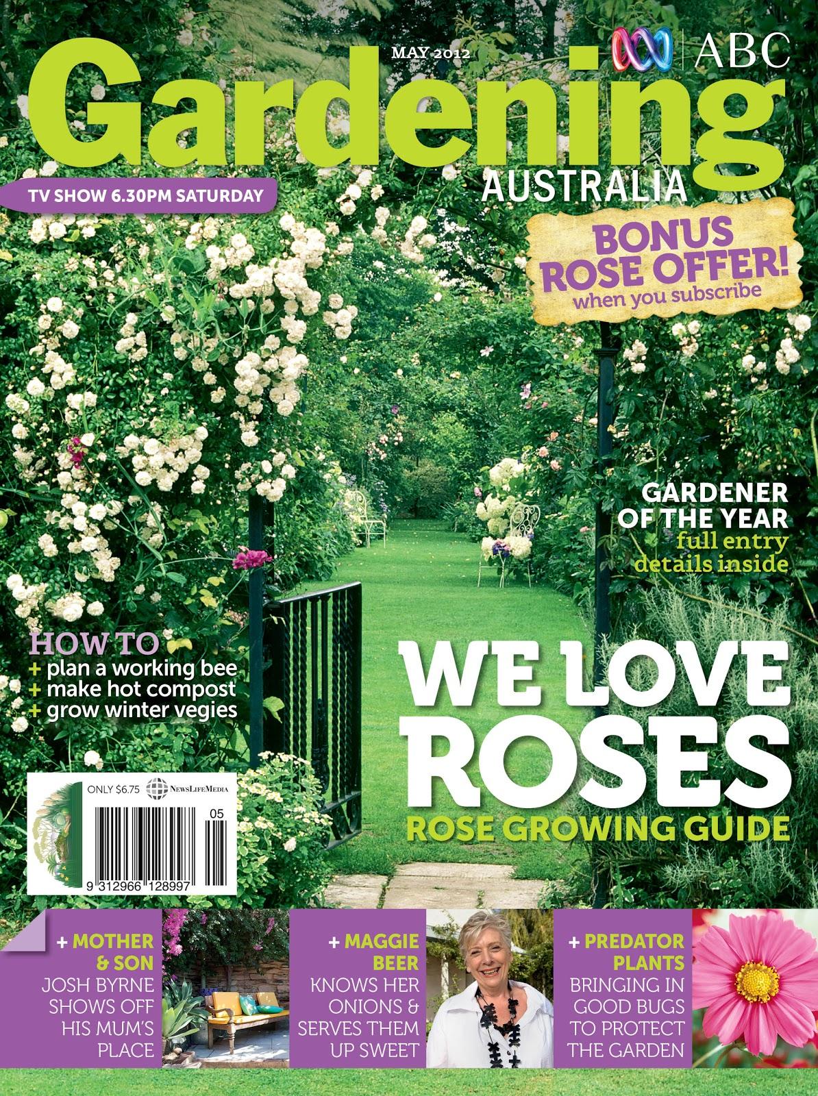 May gardening australia magazine