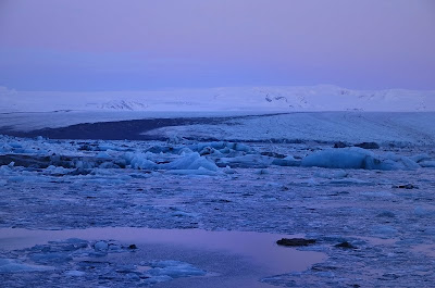 Islanda Jökulsárlón Laguna Glaciale