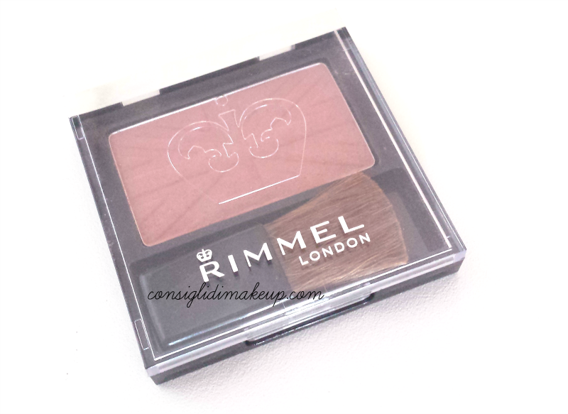 Review: Lasting Finish Soft Colour Blush in Madeira - Rimmel London