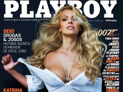 Marta Pereira Playboy Portugal Outubro 2012