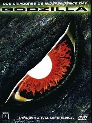 Filme Godzilla 1998 Dublado AVI DVDRip